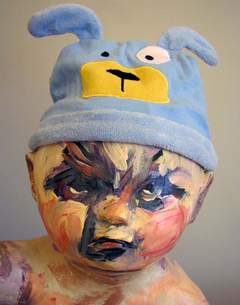 #14 Angry Boy 2014 Photograph 14 x 11 in.