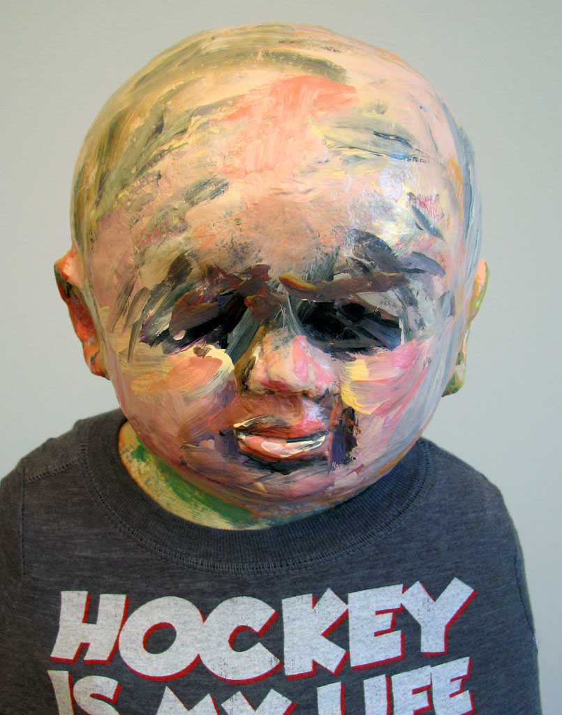 #3 Hockey is My Life 2014 Photograph 14 x 11 in.