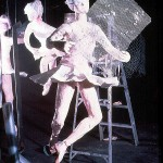 Dance 1985 Mixed Media 5 Figures Life Size