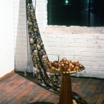 Cornucopia 1991 Mixed Media 160 x 45 x 210 cm