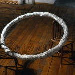 Ring Around a Rosie 1991 Mixed Media 80 x 110 x 110 cm
