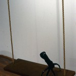 Swing 1991 Mixed Media 300 x 223 x 110 cm
